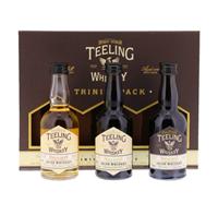 Afbeeldingen van Teeling Trinity Pack 3 x 5 cl 46° 0.15L