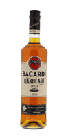 Image de Bacardi Oakheart (New Bottle) 35° 0.7L