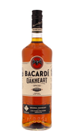 Image de Bacardi Oakheart (New Bottle) 35° 1L