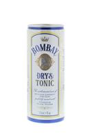 Afbeeldingen van Bombay Dry Gin Tonic 12 x 25 cl 7° 3L