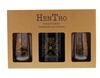 Image sur Hentho Classic Gin + 2 Verres 44° 0.5L