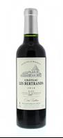 Afbeeldingen van Château Les Bertrands Rouge 12.5° 0.375L