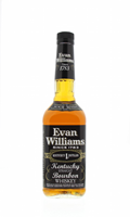 Afbeeldingen van Evan Williams Black Label 43° 0.7L