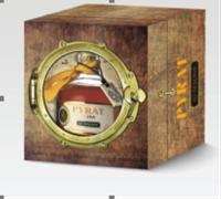 Image de Pyrat XO + Wood Box 40° 0.7L