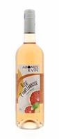 Afbeeldingen van Rosé Pamplemousse Aromes et Vins 7.5° 0.75L