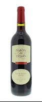 Afbeeldingen van Vin de Pays d'Oc Baron de Lyssan Rouge  0.75L