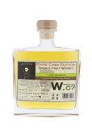 Afbeeldingen van August 17Th Rare Cask Edition Bourbon 3 Years Oak Barrel + 2 Years Bourbon 43° 0.7L