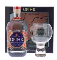 Afbeeldingen van Opihr Oriental Spiced Gin + Glas 42.5° 0.7L