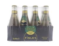 Image de Finley Premium Mixer - Ginger Ale 12 x 20 cl  2.4L