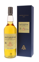Image de Auchroisk 25 Years Special Release 2016 51.2° 0.7L