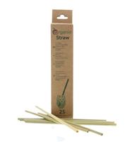Image de Pailles végétales en Lepironia Organicstraw Medium 16 cm (25 Pack)