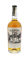 Image de Flaming Pig Black Cask 40° 0.7L