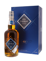 Image de Cambus 40 Years Special Release 2016 52.7° 0.7L