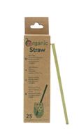 Image de Pailles végétales en Lepironia Organicstraw Small 12 cm (25 Pack)