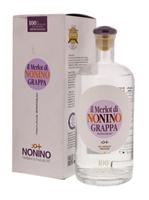 Afbeeldingen van Nonino Grappa Merlot 41° 0.7L