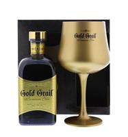 Afbeeldingen van Gold Grail + Glas 42° 0.5L