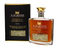 Afbeeldingen van A.H. Riise Centennial Rum 45° 0.7L