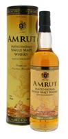 Image de Amrut Peated Single Malt (Sans GBX) 46° 0.7L