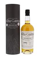 Afbeeldingen van Alta Gama Brut Nature Single blended Guyana fine aged Rum 41° 0.7L