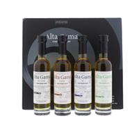 Afbeeldingen van Alta Gama Range 4 x 10 cl Single blended Guyana fine aged Rum 41° 0.4L