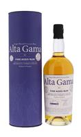 Afbeeldingen van Alta Gama Sec Single blended Guyana fine aged Rum 41° 0.7L