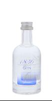 Afbeeldingen van 1836 Belgian Organic Gin 5 cl 43° 0.05L