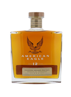 Image de American Eagle 12 Years Tenessee Bourbon 43° 0.7L