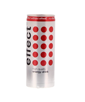 Afbeeldingen van Effect Energy Drink Can 25 cl  0.25L