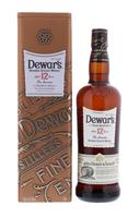 Afbeeldingen van Dewar's 12 Years Double Aged + Metal Box 40° 0.7L