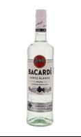 Image de Bacardi Carta Blanca + Verre 37.5° 0.7L