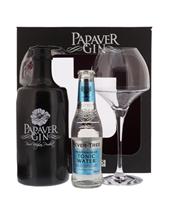 Image de Papaver Gin + Verre + 1 Tonic 40° 0.7L