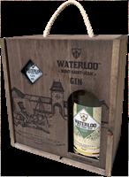 Afbeeldingen van Waterloo Gin + 1 Glas 42° 0.5L