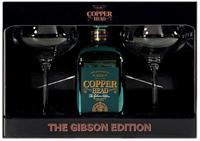 Afbeeldingen van Copper Head The Gibson Edition Martini Box 40° 0.5L