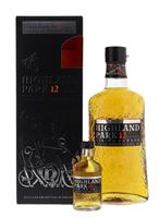Afbeeldingen van Highland Park 12 Years + Gift Mini 5 cl HP 18Y 40.2° 0.75L