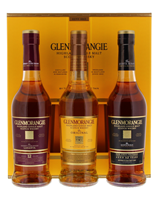 Afbeeldingen van Glenmorangie Explorer Pack 3 x 35 cl 43° 1.05L