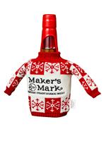 Afbeeldingen van Maker's Mark Kerstmis Trui 45° 0.7L