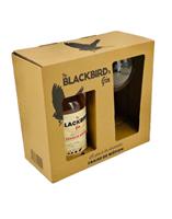 Afbeeldingen van The Blackbird's Gin + Glas 40° 0.5L
