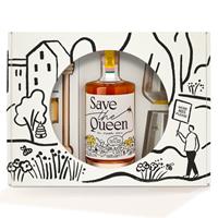 Afbeeldingen van Save The Queen Rum Giftpack 40° 0.5L