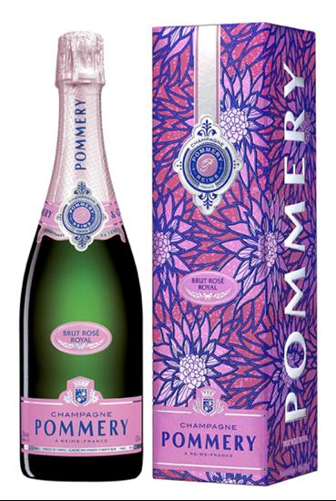 Afbeelding van Pommery Brut Rosé + GBX 12° 0.75L
