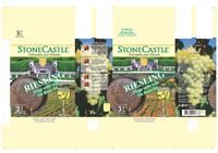 Image de Riesling Stonecastle Bag in Box 12° 3L