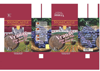 Image de Vranac Stonecastle Bag in Box 12° 5L
