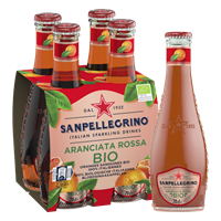Afbeeldingen van Sanpellegrino Aranciata Rossa 20 cl  0.2L