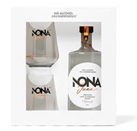 Afbeeldingen van Nona June + 2 glazen  0.7L