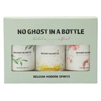 Afbeeldingen van No Ghost in a Bottle Mini Collection  3 x 10 cl  0.3L
