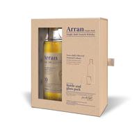 Afbeeldingen van Arran 10 Years + 2 Glazen 46° 0.7L
