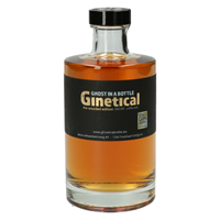 Afbeeldingen van Ghost in a Bottle Ginetical Wooded Edition 43° 0.35L