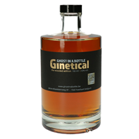 Afbeeldingen van Ghost in a Bottle Ginetical Wooded Edition 43° 0.7L