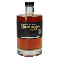 Afbeeldingen van Ghost in a Bottle Rum Double Aged 40° 0.7L