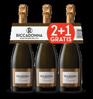 Afbeeldingen van Riccadona Prosecco 2+1 Gratis 11° 2.25L