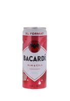 Afbeeldingen van Bacardi & Cola Cans 33 cl 5° 0.33L